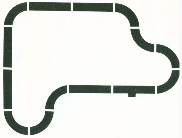 Lionel Power Passers Track HO Layout 19
